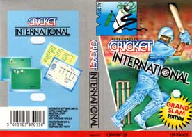 CRICKET INTERNATIONNAL