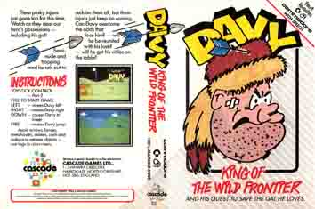 Davy king of the wild frontier