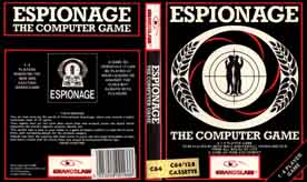 espionnage the computer game