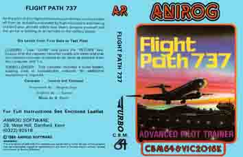 Flight Path 737 (Anirog)