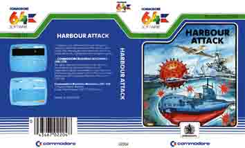 Habour Attack (Commodore Software)