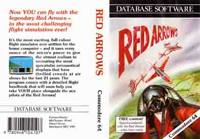Red Arrow (Database Software)