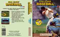 Star league baseball (Activision)