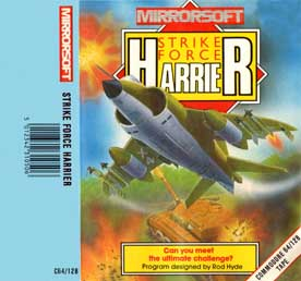 STRIKE FORCE HARRIER