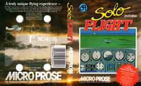 SOLO FLIGHT 2ND EDITION