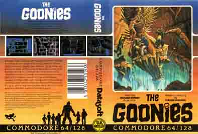THE GOONIES (DATASOFT)