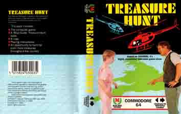 TREASURE HUNT (MACSEN SOFTWARE)